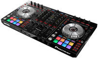 Pioneer DDJ SX DJ2 Controller