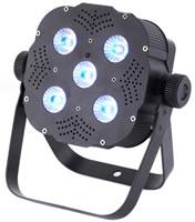 Quad Par Profile 5x8W RGBW LED